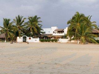 House in front ocean