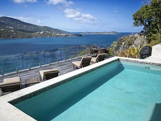 Pallina - Luxury and privacy overlooking Magen's Bay