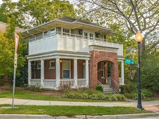 Charming Home in Uptown District(CDC Safe)