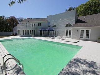 Pristine Southampton Architect Home, Pool & Tennis
