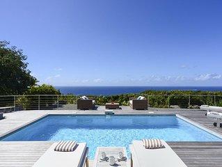 Amazing Ocean and Sunset Views, Spa Hot Tub, Sundecks, Large Terrace, Gourmet Ki