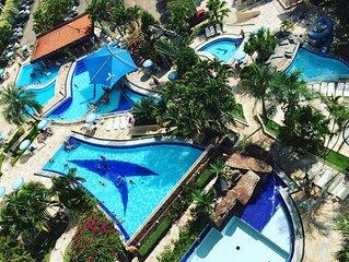 ECOLOGIC PARK - 2 quartos, 1 suite, até 7 pessoas - PREÇOS ESPECIAIS PARA JULHO!