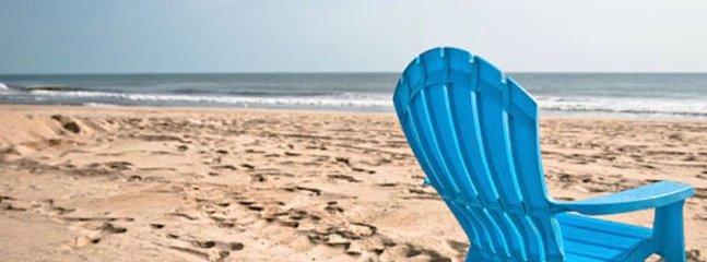 Ongerepte strand op slechts een steenworp afstand.