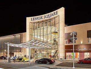 Luxury Condominium Buckhead Across from Lenox Mall