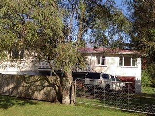 Tongariro Riverside holiday house