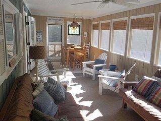 Perfect Family Cottage - Walk to BEST Lake Michigan beach!