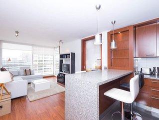 Alsacia -Elegant 1 Bedroom Apartment in Las Condes