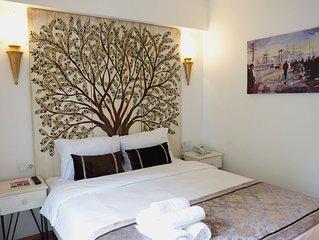 Taksim Oriella Hotel Deluxe Room