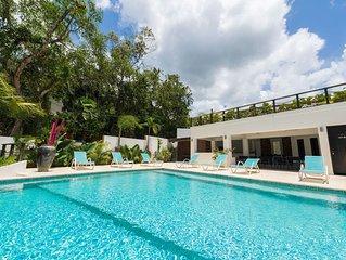 VALCAOBA B11 Pool, garden & spa - 2BR/2BA - 4 pers