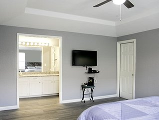 Quiet Stay Near Grapevine, Southlake, Euless, and DFW Airport