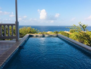Coral Estate Sea View Property with Pool