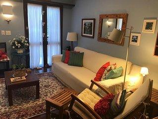 Apartamento charmoso na serra de Teresópolis