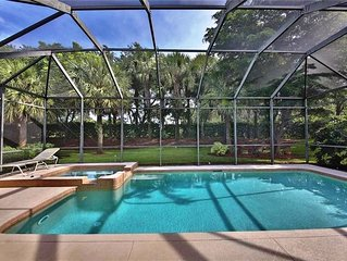 Florida pool-home getaway in Timber Ridge of Gateway!