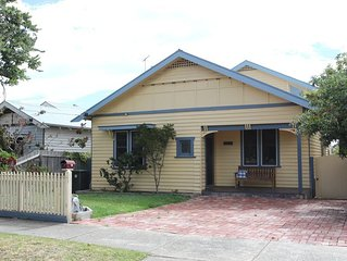 HillTop House situated in the heart of Queenscliff