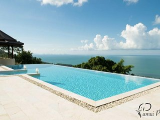 5 Bedroom Seaview Villa