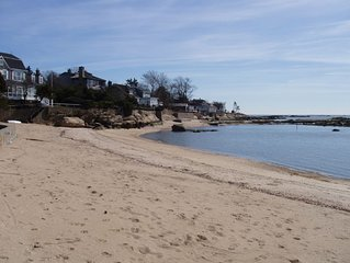 Awesome Views of Long Island Sound! Relax, swim, walk and feel the sea breezes!