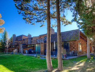 Remodeled Lake View Tahoe Keys Condo, Boat Dock, BBQ, by Beach (TKC0857)
