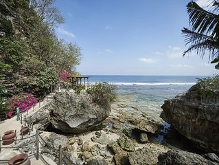 Wooden Ocean Front House, Exceptional Location, Breathtaking View!