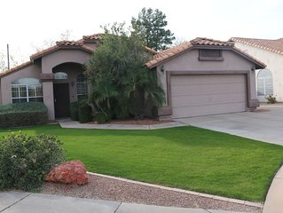 Remodeled 4 Bedroom Gilbert  Home with heated pool