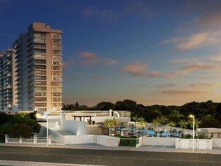 Apartamento NOVO centro de Penha SC Proximo ao Beto Carrero World