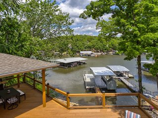 NEW July 2020! Lakefront 3 Bd 2 Ba w/ Dock - Updated w/ Awesome Outdoor Living!