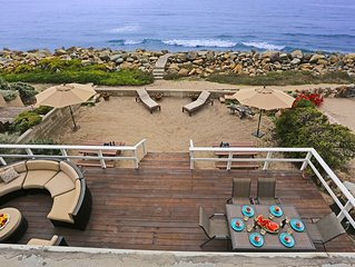 Seacliff Beach House - On The Sand in Ventura County
