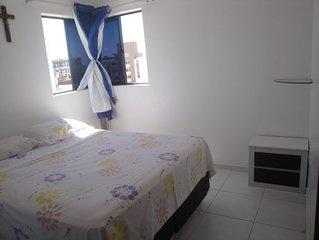 Apartamento 3 q Praia Intermares (Joao Pessoa) - O melhor custo-beneficio!