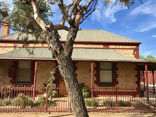 Luxury accommodation in the Flinders Ranges