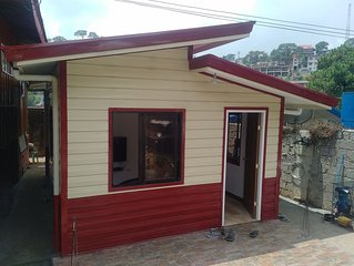 New Tiny House located in Baguio City