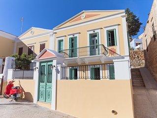 Casa Rinio - Traditional Symi Mansion