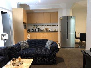 Cozy apartment in Melbourne Central