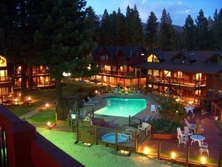 North Lake Tahoe Condo available 11-26-17 thru 12-03-17