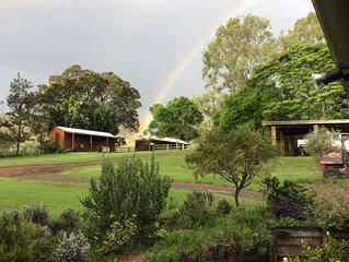 The Bush Hut -peaceful getaway