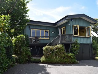 HILLTOP COTTAGE TAUPO