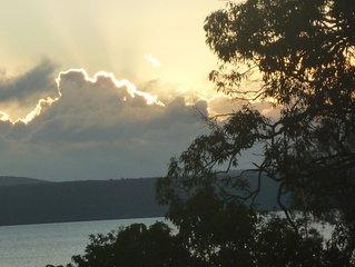 Peaceful Getaway on Southern Moreton Bay Islands - Bird Lovers Paradise