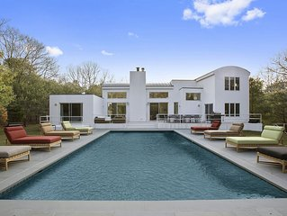 Newly renovated modern Hamptons house!