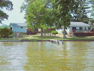 *Lake House & Pontoon Rental Available