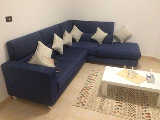 Clean,cozy apartment located in Maadi, one private room in our house