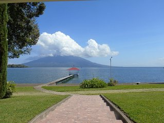 Country Home in Paradise Island Ometepe