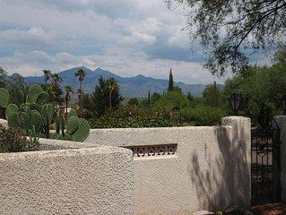 Tubac Country Club Estate Home near golf resort