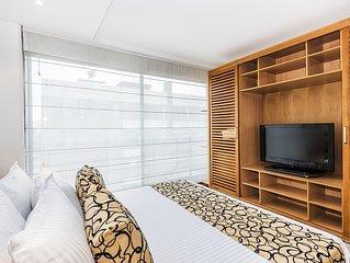 Apartamento tipo loft de 70M2, Obelisco