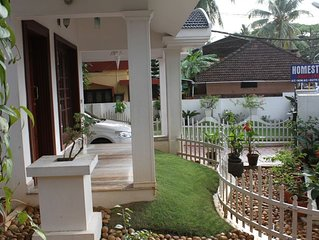 HOMESTED HOME STAY  A Home Instead of Home