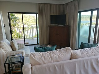 Luxury, wrap around balc. Great views. Rate includes cleaning fee. C7