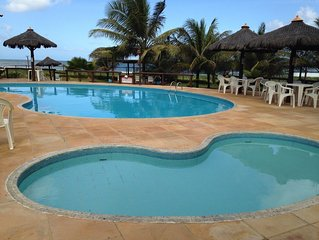 Apartamento Itacimirim - suite - piscina - Praia das Ondas - Beira Mar