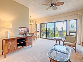 Peaceful Paradise! Spacious Condo, Full Kitchen, Wifi, Flat Screens-Kaha Lani 10