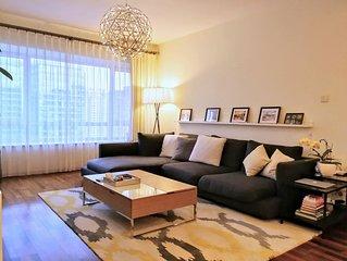 Luxury Modern 2 Bedroom in the heart of CBD
