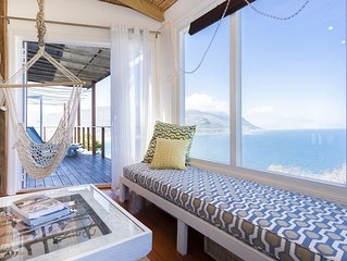 Mountain King cottage- watch the oceans from top of the world