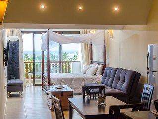 Chrystal Baharini Beachfront Studio Apartments