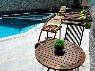 Luxury Apartment Lara Magenta