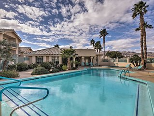 Laughlin Condo w/Pool, Hot Tub - Mins from Casinos